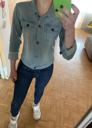 Calvin klein куртка рубашка