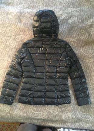 Куртка демисезонная columbia xl6568 женская черная, лёгкая деми xs s m 20202 фото