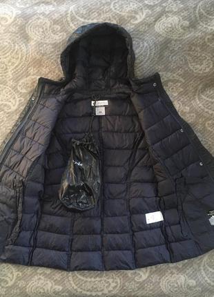 Куртка демисезонная columbia xl6568 женская черная, лёгкая деми xs s m 20203 фото