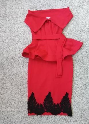 Костюм комплект юбка блузка