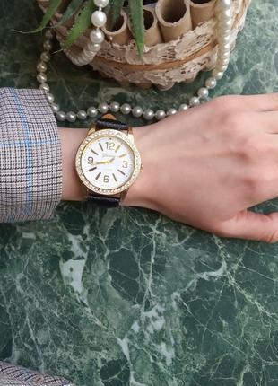 Классические часы наручные годинник класичний geneva