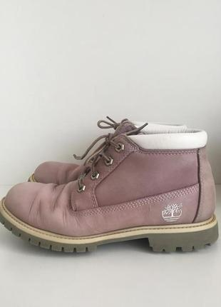 Ботинки грубый нубук timberland original