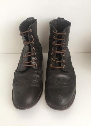 Ботинки челси кожа marc o polo