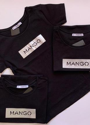 Базова футболка mango