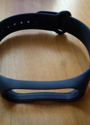 Сменный ремешок для фитнес - браслета. подходит для xiaomi mi 3, mi 4, силиконовый