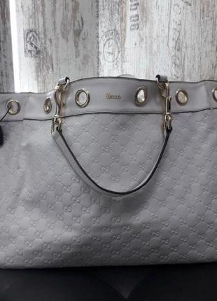 Оригинальная сумка gucci guccissima