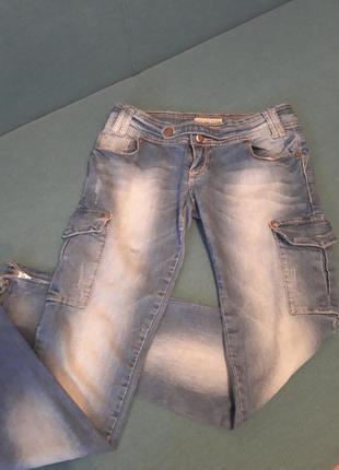 Оригинальние джинси.
