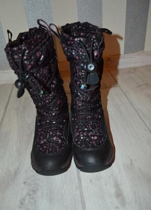 Детские зимние сапоги geox orizont snow boots, оригинал