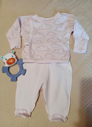 Милый костюмчик для новорожденного