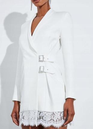 Peace + love сукня-піджак преміум класу