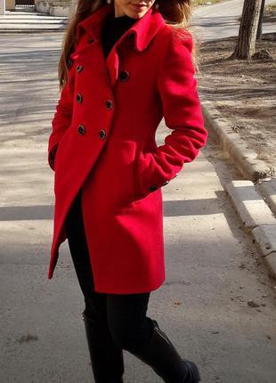 Крутое пальто-китель!