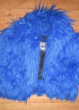 Пиджачок из исскуственного меха