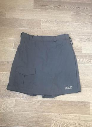Jack wolfskin   юбка-шорты l