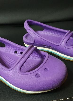 Crocs 21  р. сандали босоножки 11,5 см