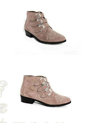 Ботинки  женские тм new look.