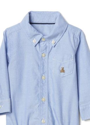 Сорочка gap baby / рубашка