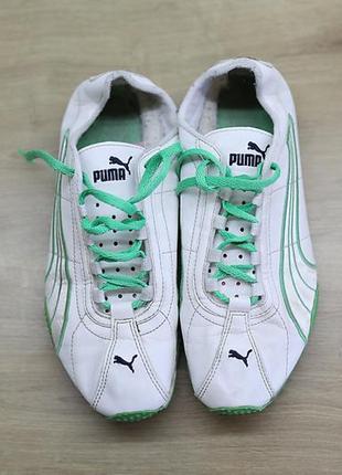 Удобные кроссовки для бега фитнеса puma