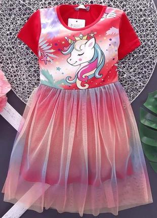 Платье с пони😍