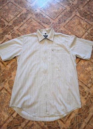 Рубашка на молнии, размер l