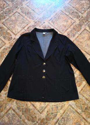 Пиджак, размер 54