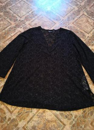 Кофточка, блуза, туника, размер 52/54