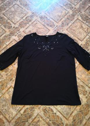 Кофточка, блуза, туника, размер 54/56.