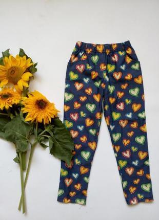Штаны детские брюки джинсы