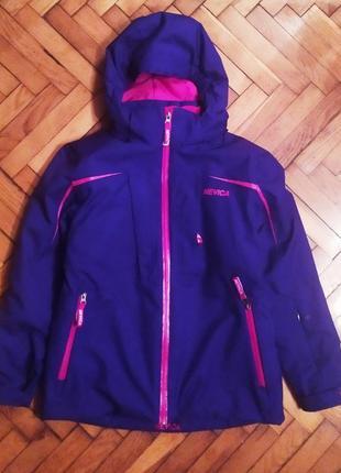 Куртка лижная nevica, columbia, reima, куртка термо