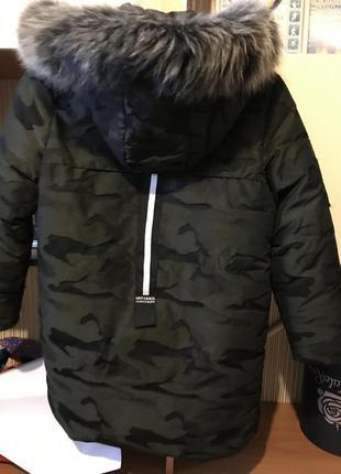 Зимняя куртка, парка, пальто