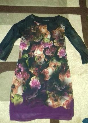 Шикарное платье say