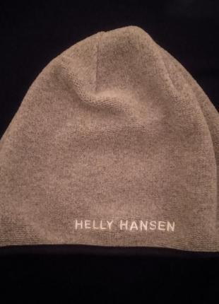Helly hansen мужская легкая шапка.