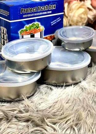 Судочки из нержавейки, контейнеры для еды