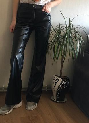 Кожаные штаны (made in france)