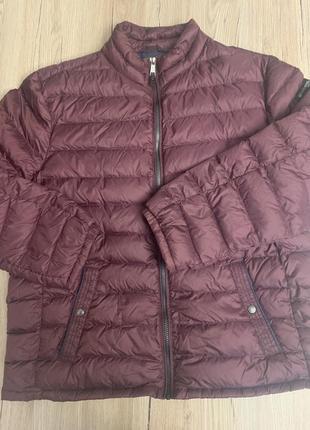Лкгая куртка пуховик charles vogele
