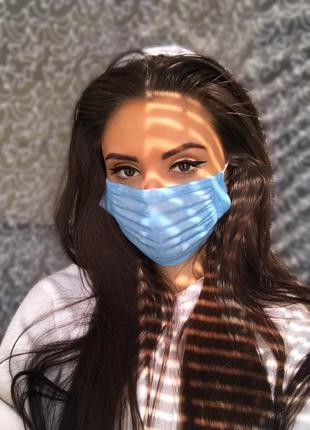 Маска защитная с зажимом для носа