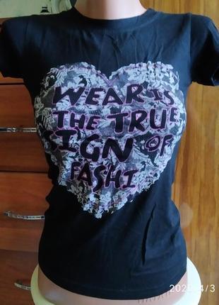 Классный топ футболка