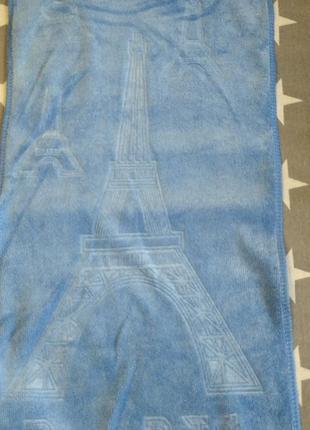 Кухонные полотенца, микрофибра 25*50.