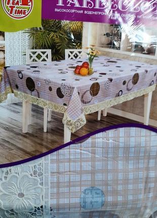 Скатерть на кухонный стол 109*140