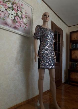 Коктейльное платье parisian