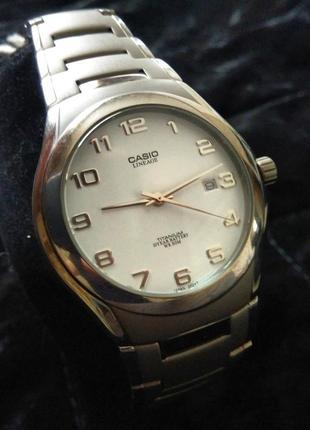 Супер цена. наручные часы casio lineage lin-168-7a