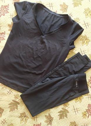 Лосины + футболка сток