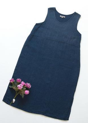 Платье flax, лен. большой размер. бохо