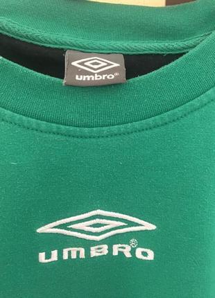 Кофта umbro2 фото