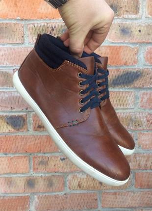 Мужские ботинки кеды tu размер 43 (28 см.)