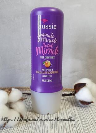 Бальзам для волос aussie total miracle (сша)