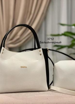 Женская сумка экокожа комплект (арт.л803)