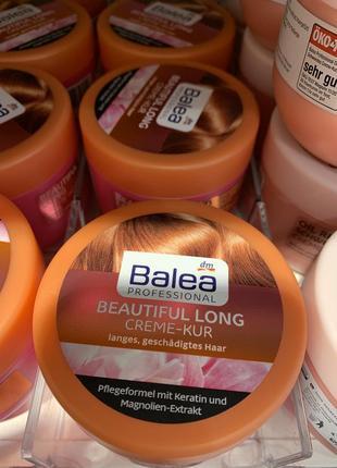Маска для длинных волос beautiful long  balea .