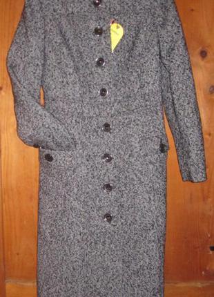 Элегантное пальто. новое!