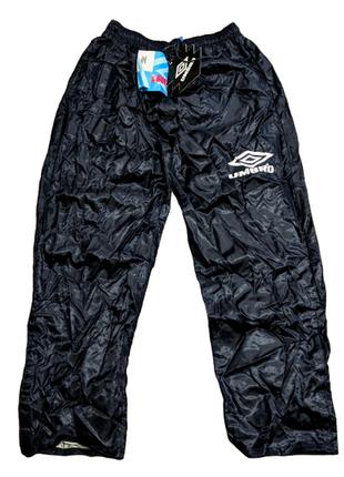 Umbro винтажные нейлоновые штаны