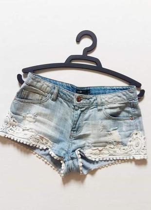 Шорти джинсові стан нових denim